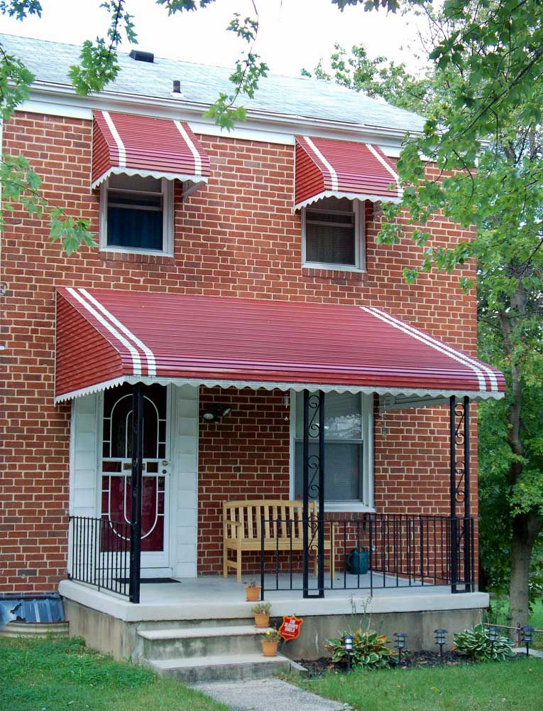 Awnings Baltimore MD (With images) | Aluminum awnings