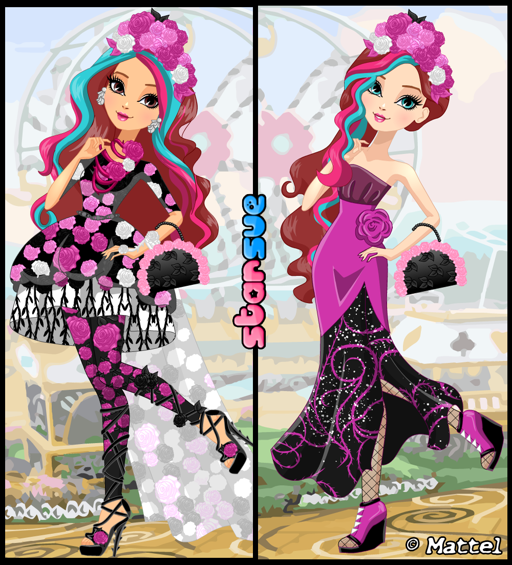 Dress up five nights at freedys - Ever After High Spring Unsprung Briar Beauty Dress Up Game Http Www
