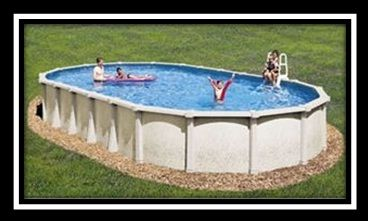 Pick The Perfect Above Ground Pool In Three Easy Steps Above Ground Swimming Pools Above Ground Pool Swimming Pool Chemicals