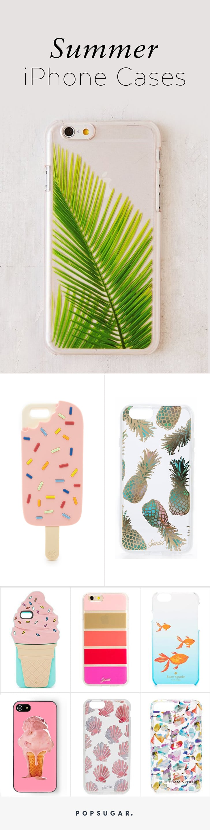 48 Cheerful iPhone Cases Perfect For This Summer