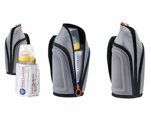 Reusable On-The-Go Baby Bottle Warme