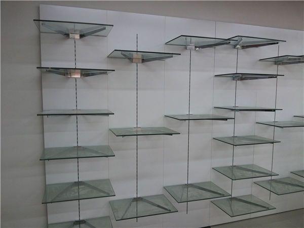 Exhibition Stand Shelves : Leaflet brochure holder literature stands shelving hire