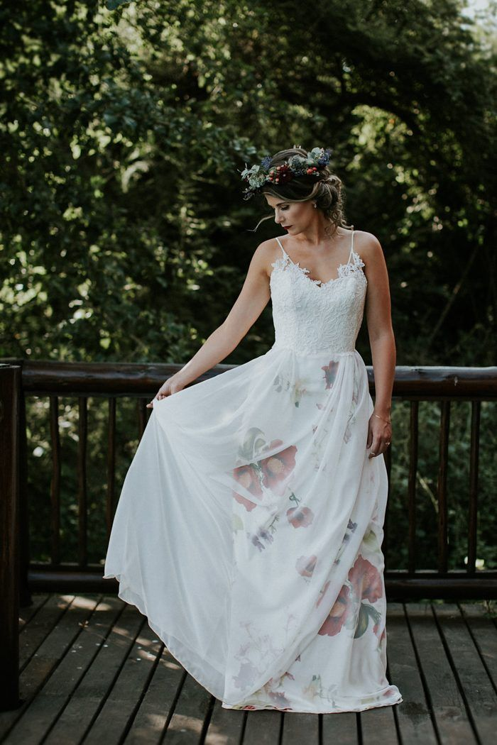 Eclectic South African Wedding at Francines Venue with a Touch of ...