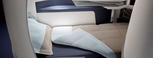 Air France Unveils Its New Business Class Seat On Boeing 777 Btw