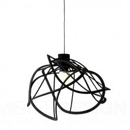 de bloom hanglamp ontworpen door hiroshi kawano is. Black Bedroom Furniture Sets. Home Design Ideas