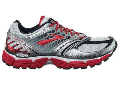 3b0aea80ec the Brooks Glycerin 9 aka the best shoe ever (for me). no one ever said  running shoes were pretty.