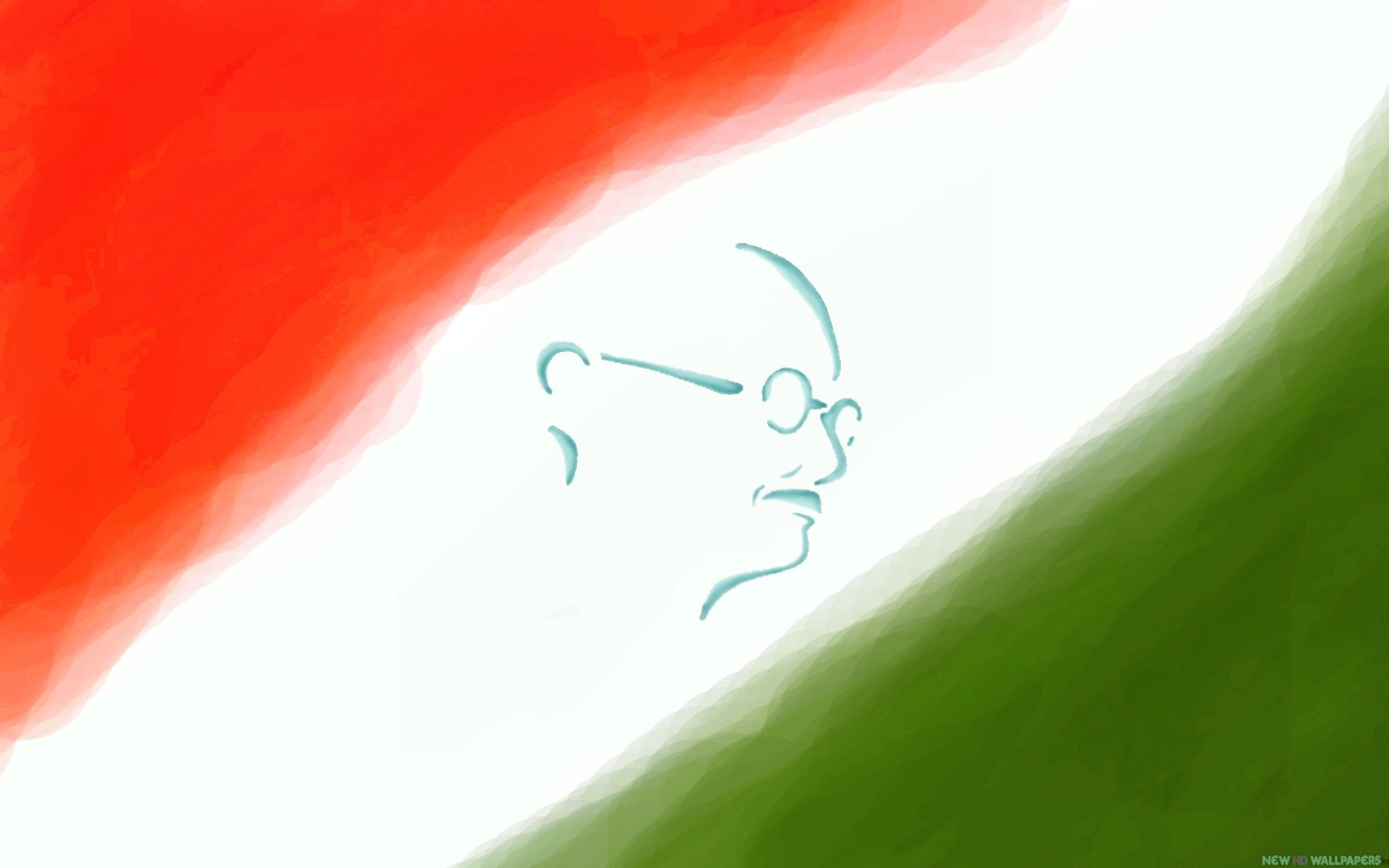 beautiful flag mahatma ghandiji photo  beautiful flag mahatma ghandiji photo
