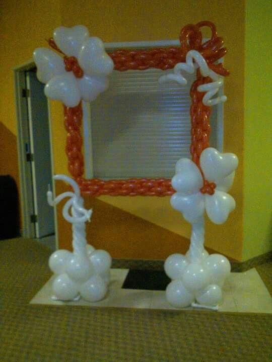 Balloon frame!!