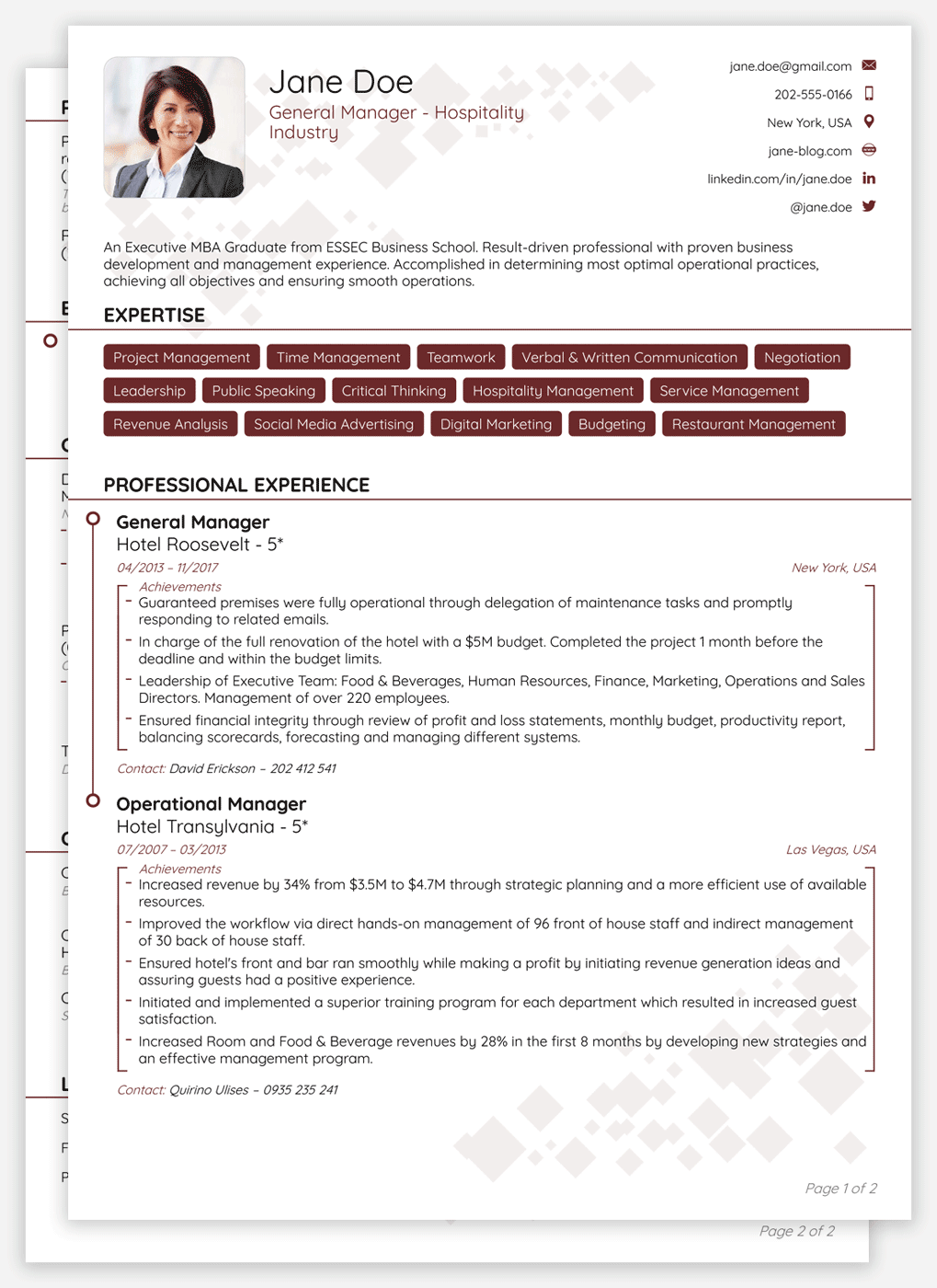 Cv Template Sample , cvtemplate sample template
