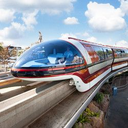 Disneyland Transportation Be Our Guest Your Wish Is Our