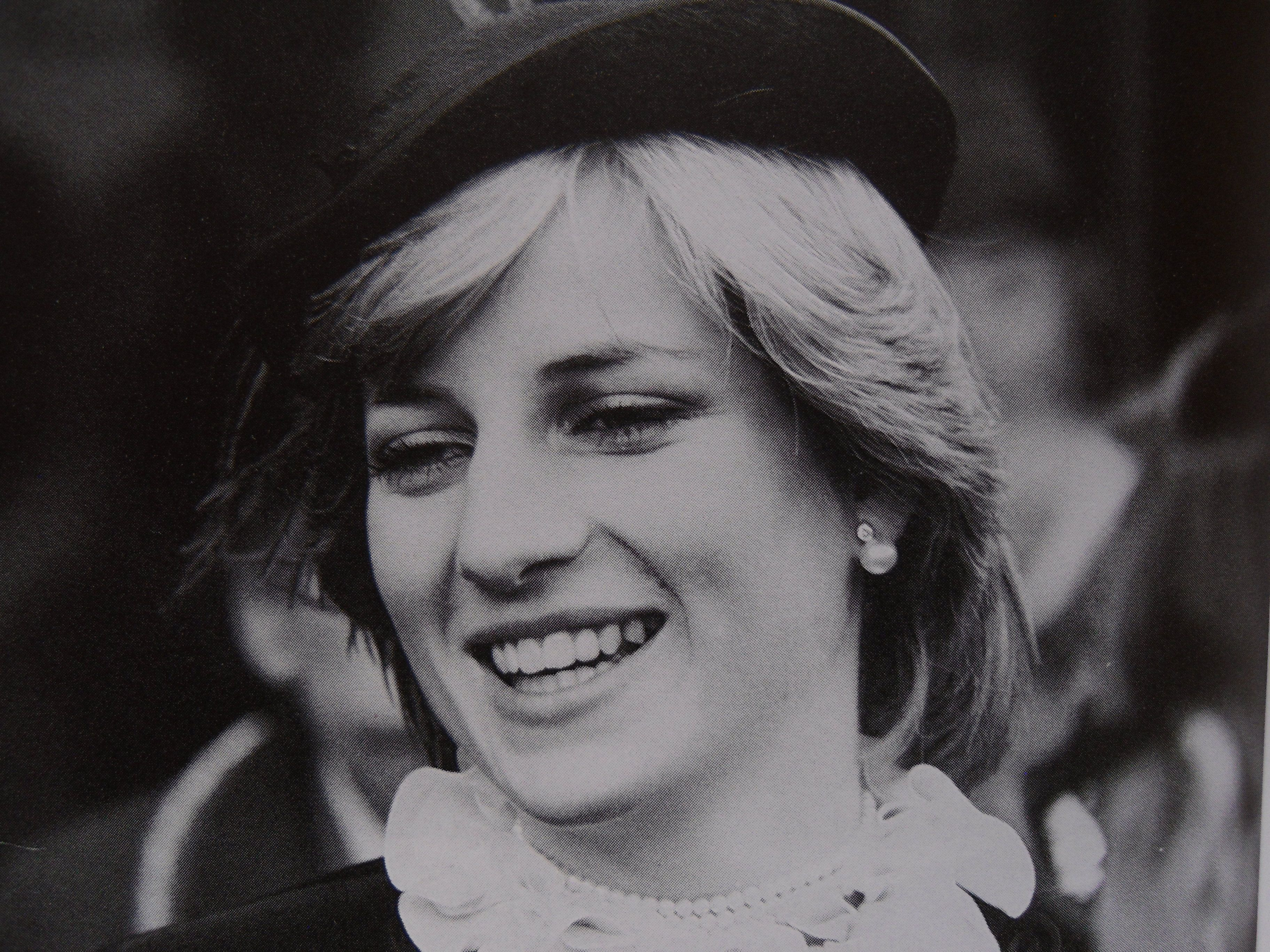 Princess Diana in Wales