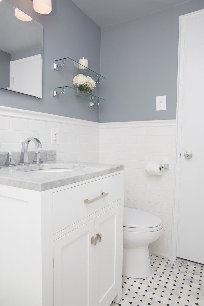 small bathroom remodels mirror bathroom lamp drawer cabinet toilet ...