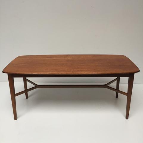 Vintage Mid Century Teak Wood Coffee Table GPlan 1960s - Table Basse ...