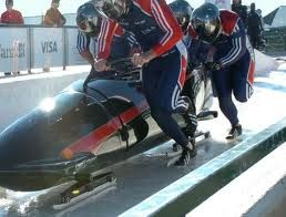 Bobsleds- one of the few sports I've not worked with. Quick someone hook me up!