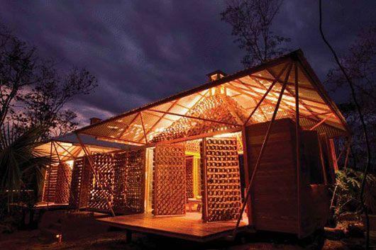 bamboo house exterior design
