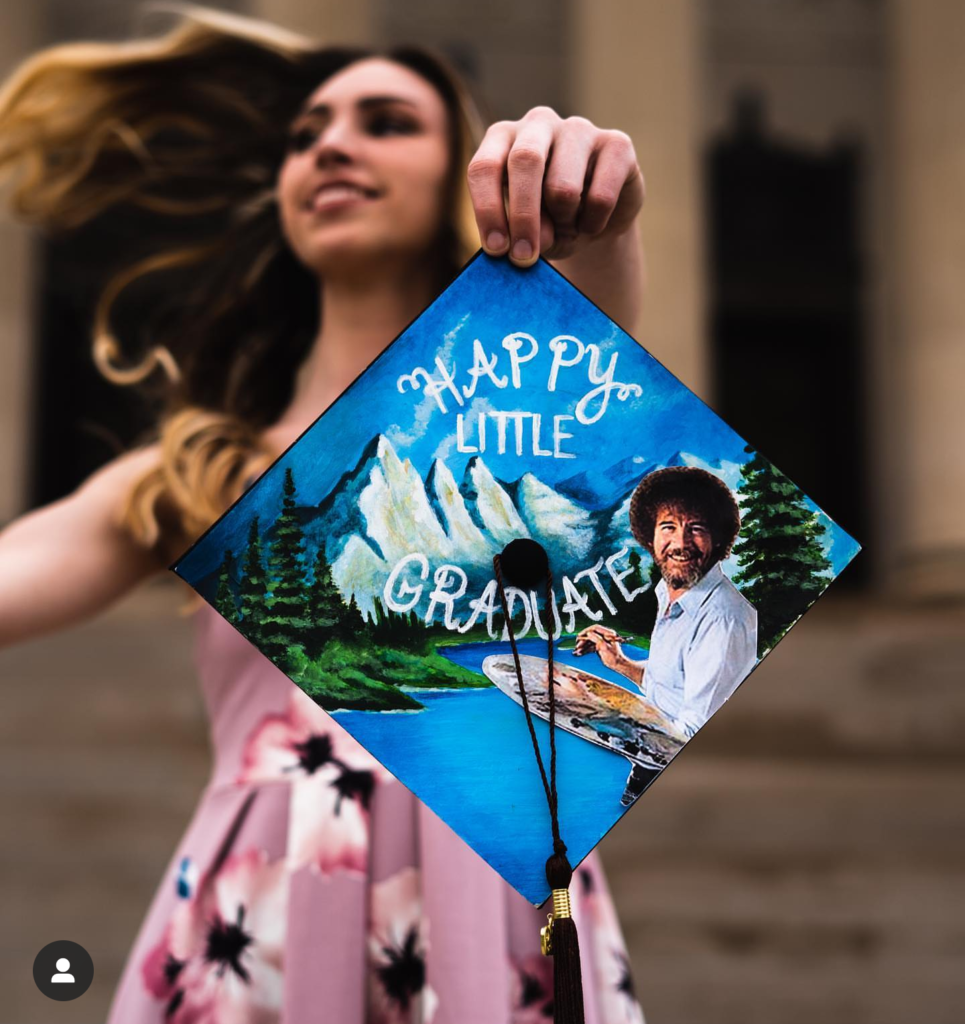 Decorated Graduation Hats That Make Our Hearts Smile! - B. Lovely Events