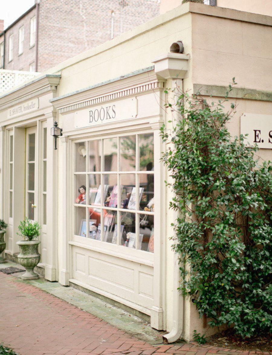 book store // Savannah, GA