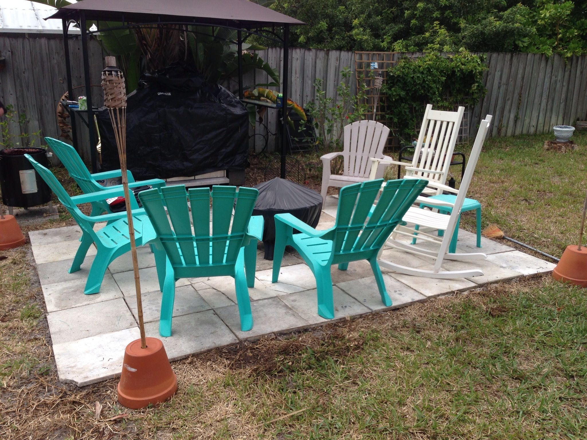how to create an easy outdoor patio with pavers recipe best