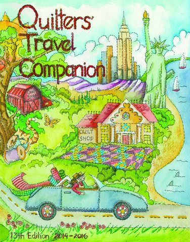 Quilters' Travel Companion - comprehensive guide to quilt shops ... : new mexico quilt shops - Adamdwight.com