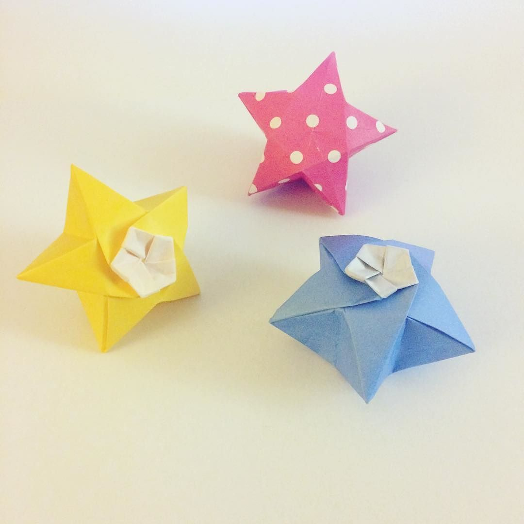 Not sure what to call these guys maybe twisted puffy star made diy paper mightylinksfo