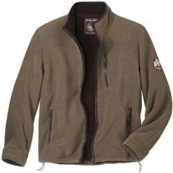 Photo of Canada Outdoor fleece jacket with Atlas For Men teddy lining