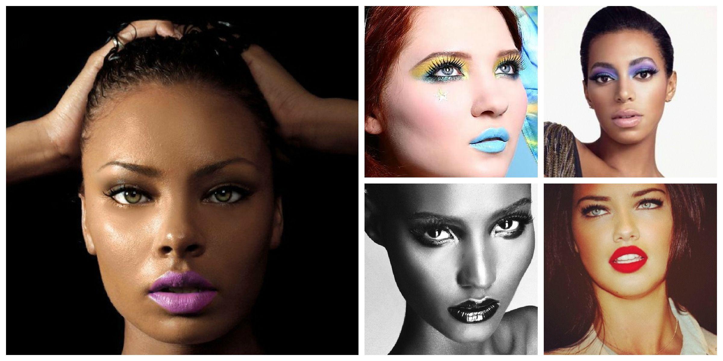Makeup looks we love- http://mycurls.co.uk