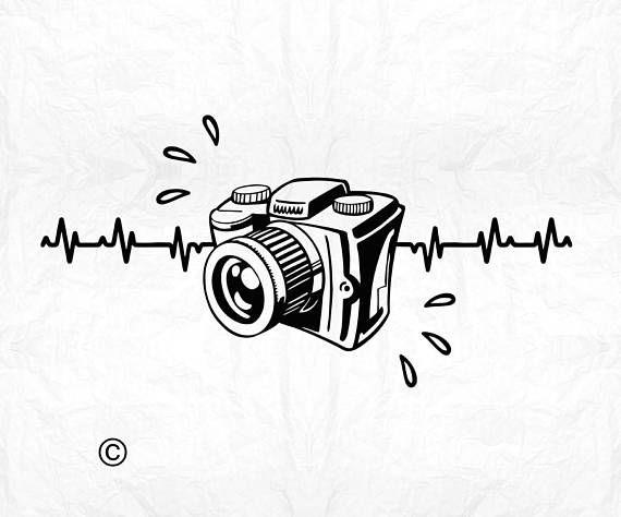 Download Camera Heartbeat svg, Selfie svg, Cam svg, Photography svg ...