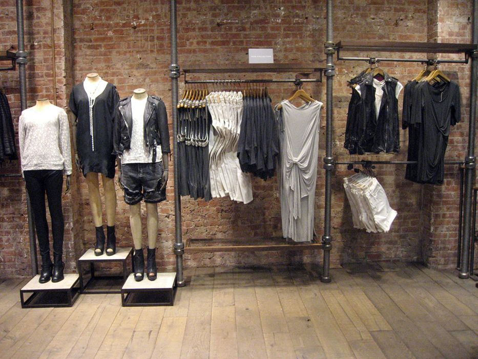 ALLSAINTS | NYC Soho Get started on liberating your interior design at  Decoraid in your city