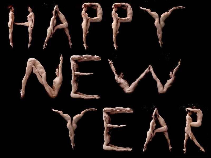 Resultado de imagen para HAPPY NEW YEAR NUDIST