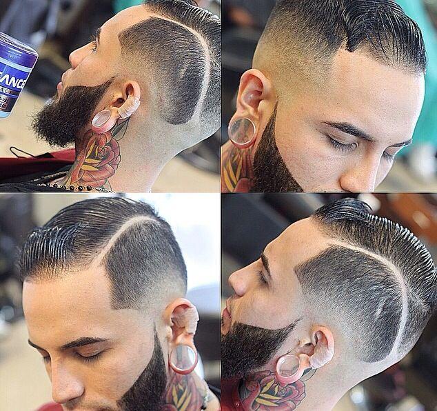 Hilo Fade Mens Hairstyles Mens Facial Hair Styles Love Hair