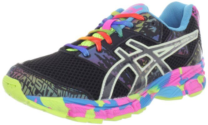 brand new b747a a2c2a ASICS GEL-Noosa Tri 8 GS Running Shoe (Little Kid Big Kid) Amazon Shoes