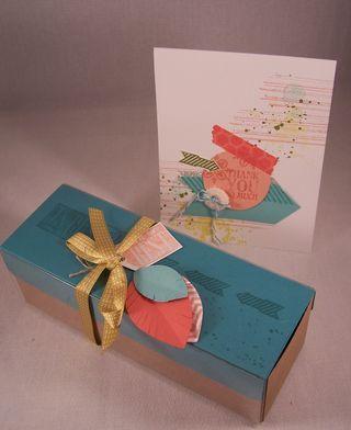 Create a Pretty Package #prettypackaging