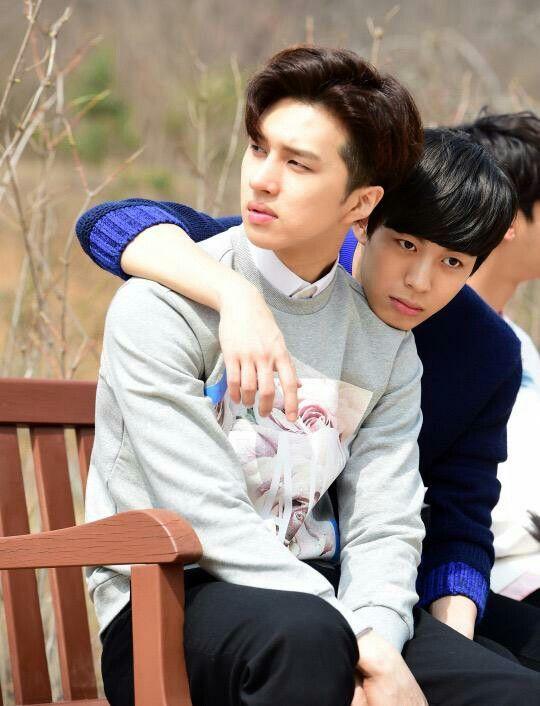 Ken and Hongbin - VIXX