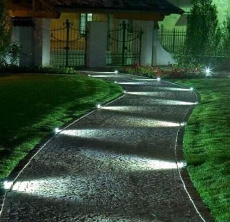 Landscape Path Lighting Ideas