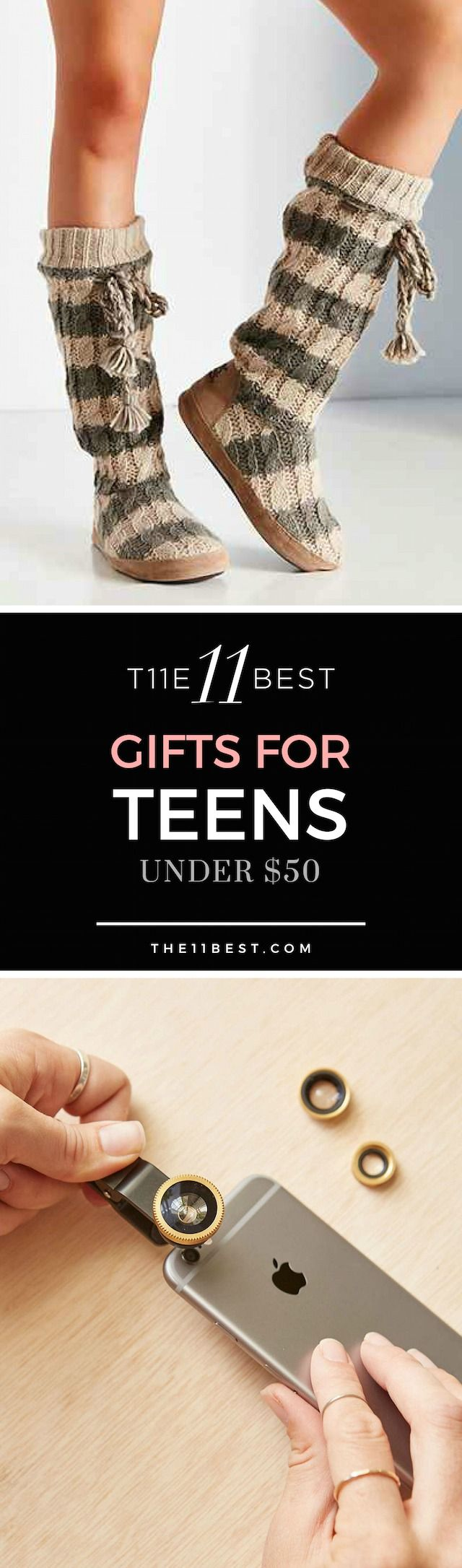 The 11 Best Gifts For Teens Under 50