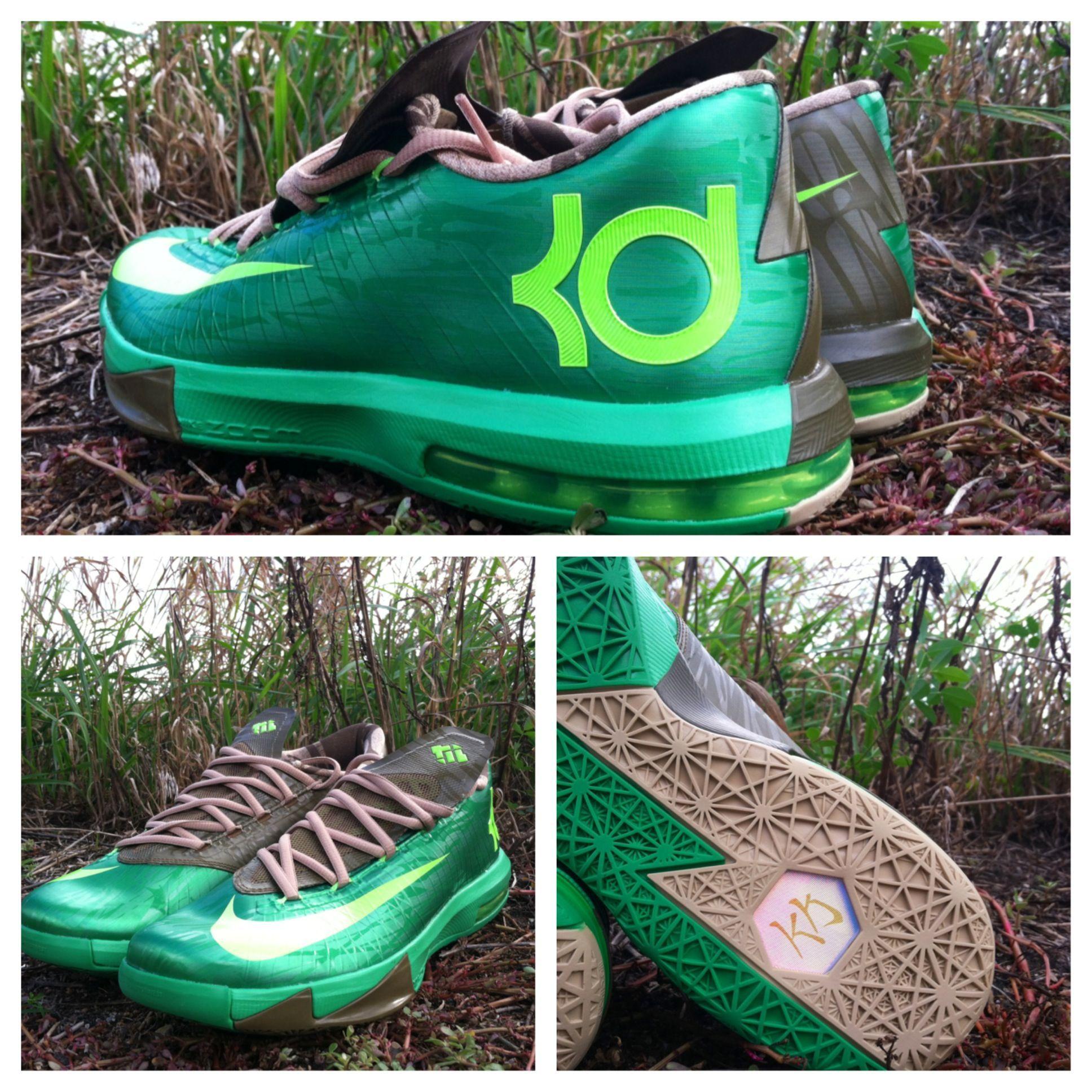 buy online 43e20 d67f4 Release Report: Nike KD VI