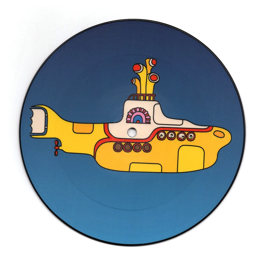 Reprise My Only And One Yellow Submarine Yellow Submarine Beatles Yellow Submarine Drawing