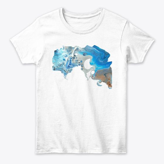Art Paintings Women T Shirt