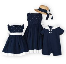 Charming Navy - Girls Classic Clothing, Boys Classic Clothing. www.woodensoldier.com