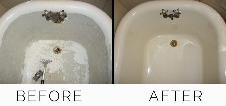 reglazing a bathtub | bedroom furniture | pinterest | bathtub
