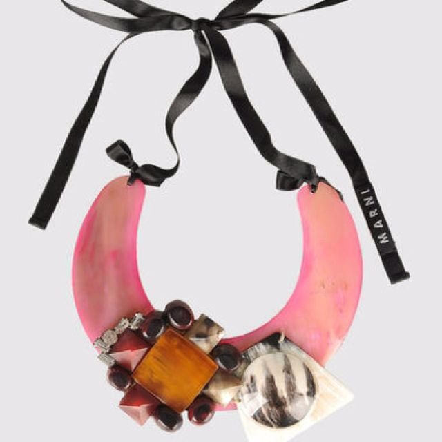 us summer from e n webbing leather and spring the in woman marni necklace