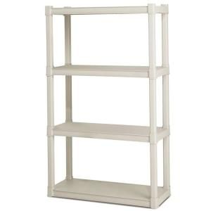 Plastic Shelving To Set Boxes Of Books On 34 5 In X 57 In X