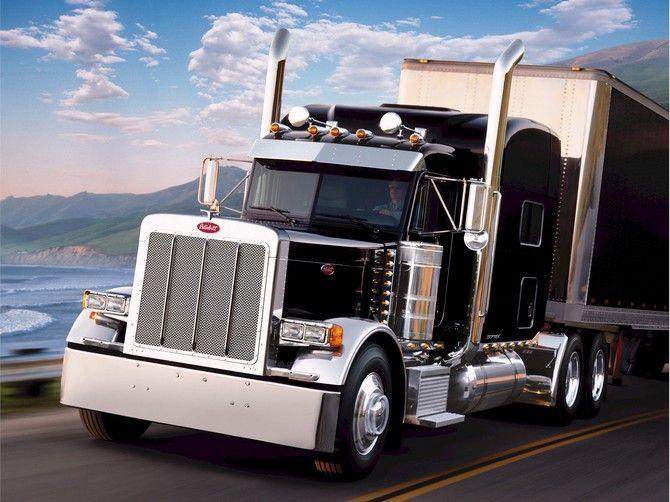 Peterbilt 379 Peterbilt Trucks Wallpaper Collection With