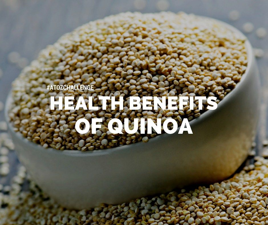 "Quinoa is notable in that it is one of the few plant-based sources of complete protein.  Native to Bolivia, where it is called the ""mother grain"", quinoa is in the same plant family as Swiss chard, spinach and beets.  That's some healthy company!"