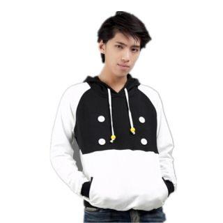 東方projectコスプレパーカー霧雨魔理沙白プルオーバースウェット hoodies pullover sweatshirts sweatshirts