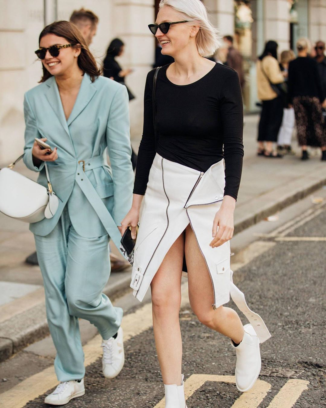 Street Style Inspiration: The Parisian Signature