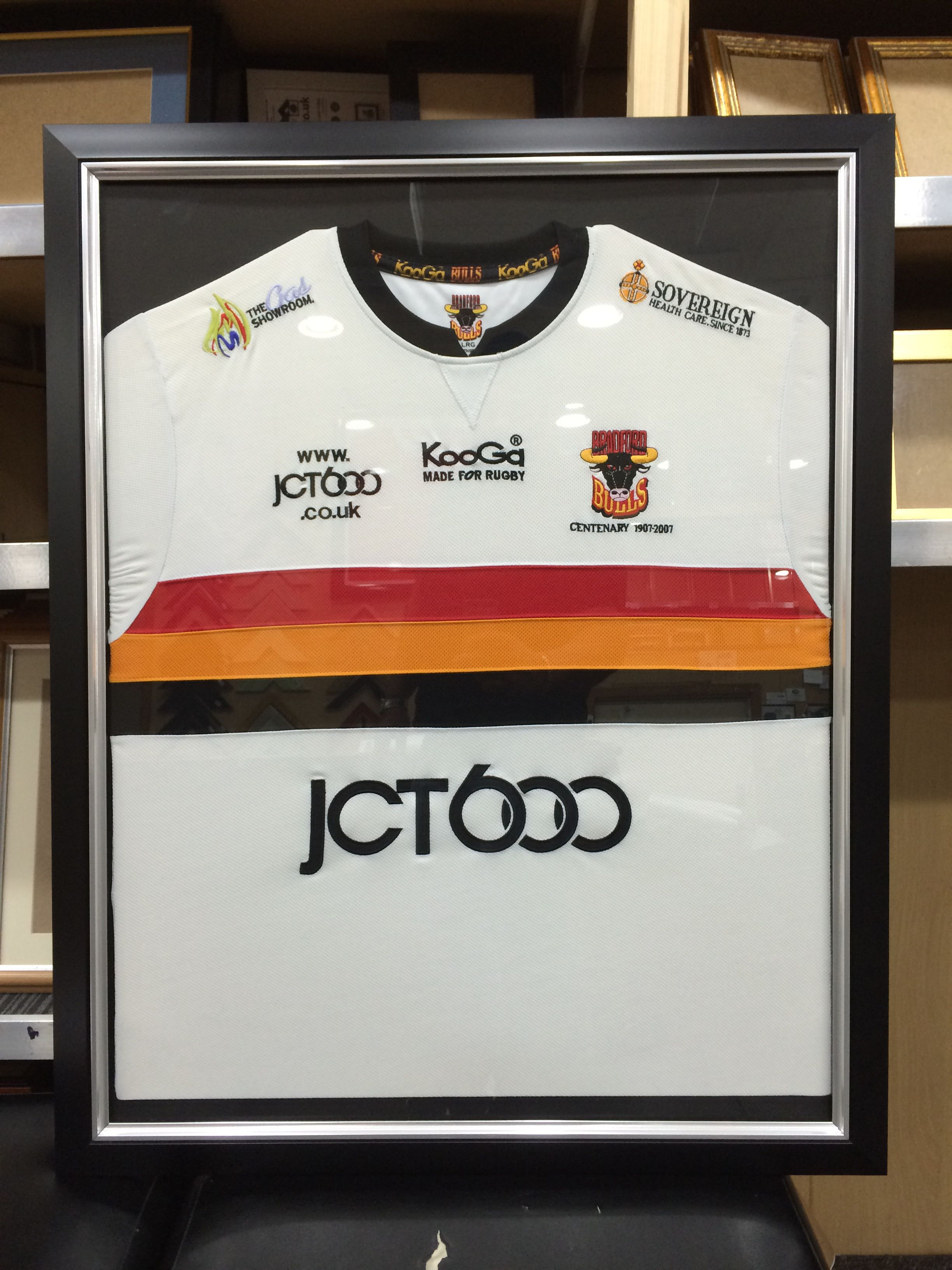 171b9d36318 Do you have a favourite Jersey you would like frame? click on image to get