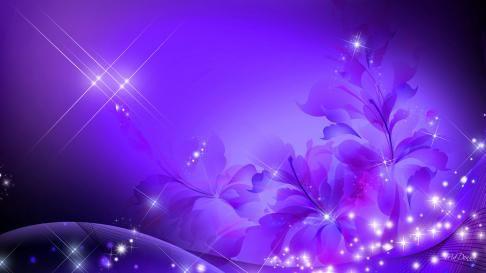 Glorious Purple Hd Wallpaper Get It Now Ungu Warna Gambar