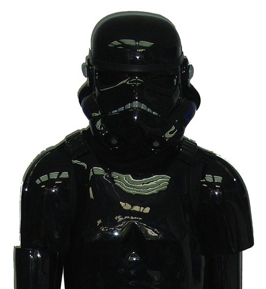STAR WARS  Costumes and Toys  Star Wars Shadowtrooper Costume Armour in Black - Original Replica - A New Hope  sc 1 st  Pinterest & STAR WARS : Costumes and Toys : Star Wars Shadowtrooper Costume ...