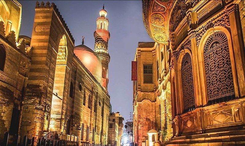 Мечеть-Медресе Султана Баркука (с изображениями) | Мечеть, Каир ...